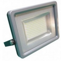 30W Slimline Premium High Lumen LED Security Floodlight Warm White