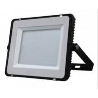 150W Slim Pro LED Security Floodlight Daylight White (Black Case)