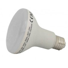 10W (75W) LED R80 ES / E27 Reflector Spotlight (Natural Cool White)