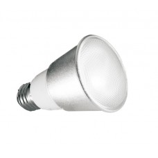 11W (60 Watt) R63 Edison Screw Reflector Spotlight Light Bulb (Warm White)