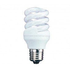 11w (60w) Edison Screw Low Energy Light Bulb - Daylight (Quick Start)