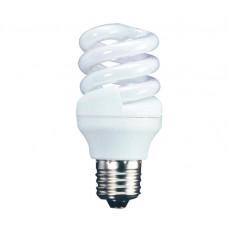 11w (60w) Edison Screw Low Energy Light Bulb - Warm White (Quick Start)