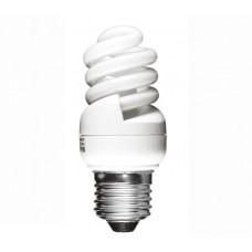 11w (60w) Edison Screw Ultra Mini Low Energy Light Bulb (Warm White)