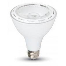 12W (60W) LED PAR30 Edison Screw Reflector Spotlight - Warm White