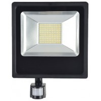 150W (1300W Equiv) LED Motion Sensor Security Floodlight Warm White