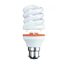15w (75w) 2 Part Bayonet Low Energy light bulb - Daylight