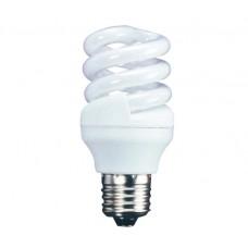 15w (75w) Edison Screw Low Energy Spiral - Warm White (Quick Start)