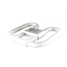 16W 2D 2-Pin GR8 Watt-Miser Light Bulb - Cool White 835