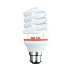 18w (100w) 2 Part Bayonet Low Energy Light Bulb - Warm White
