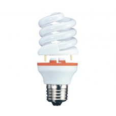 18w (100w) 2 Part Edison Screw Low Energy light bulb - Cool White