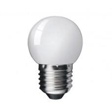 1W Colour Changing LED Golf Ball Edison Screw Cap - Low Energy Saving