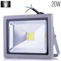 Cheap 20W (200W Equiv) LED Floodlight  - Daylight