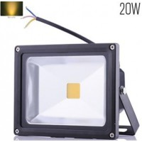Cheap 20W (200W Equiv) LED Security Floodlight - Warm White