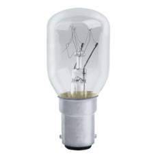 25W Pygmy Light Bulb (SBC / B15)