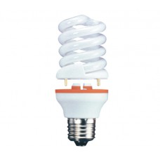 25w (120w Plus) 2 Part Edison Screw Spiral Low Energy - Warm White