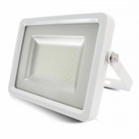 30W Slimline Premium High Lumen LED Floodlight Daylight White