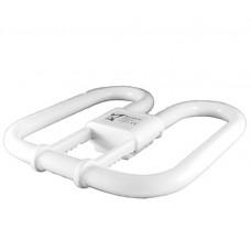 38W 2D Low Energy Saving 4-Pin GR10q Light Bulb - Cool White 835