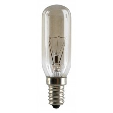 40 Watt Tubular Cooker Hood Light Bulb (SES / E14)
