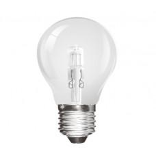 42W (60W Equiv) Edison Screw Eco Halogen Low Energy GLS Light Bulb