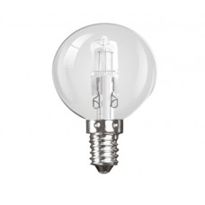 42W (60W Equiv) Small Edison Screw Eco Halogen Golf Ball Light Bulb