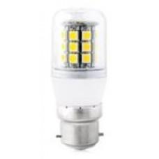 4w (30w) LED Bayonet Light Bulb in Warm White