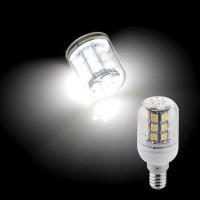 4w (30w) LED Small Edison Screw Light Bulb in Daylight White