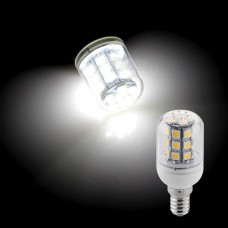 4w (30w) LED Small Edison Screw Light Bulb in Daylight White