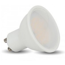 5W (35W Halogen Equiv) LED GU10 110 degree in Warm White