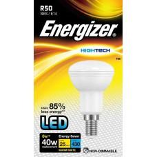 6W (40W Equiv) LED R50 SES Low Energy Spotlight (Warm White)