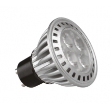 Dimmable 6W (50W Halogen Equiv) LED GU10 Spotlight Cool White