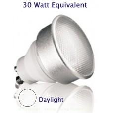 7W (30W Halogen Equiv) GU10 Kosnic Low Energy Spotlight - Daylight