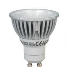 Dimmable 6W (50W Halogen Equiv) LED GU10 Megaman Spotlight Cool White
