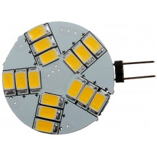 G4 12V - 15 LED (5630 SMD) Circular Shape in Warm White
