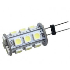 G4 (12V)  - 18 LED Light Bulb in Daylight White