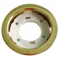 GX53 Recessed Fitting Round Gold