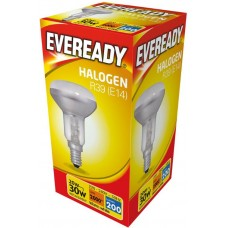 Eco Halogen R39 20W (25W Equiv) E14 SES Reflector Light Bulb